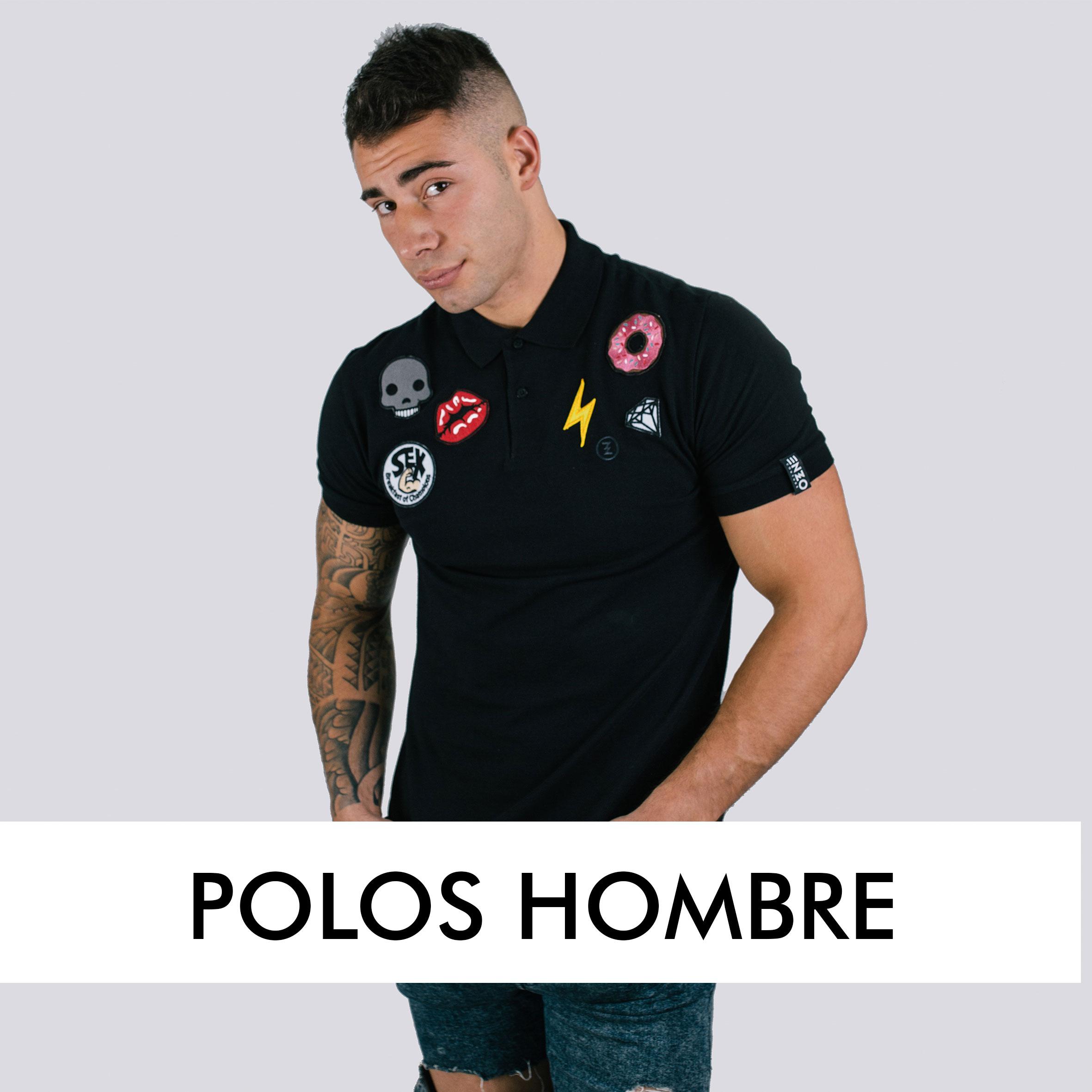 POLOS HOMBRE