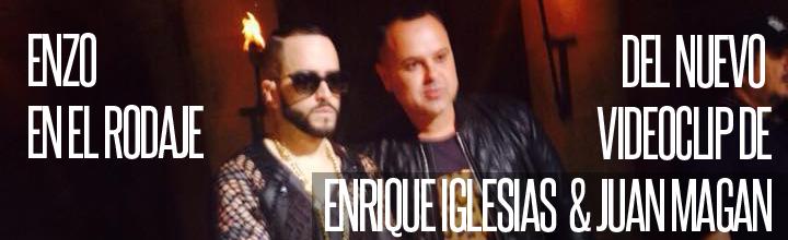 Enzo Couture participa en el nuevo videoclip Juan Magan